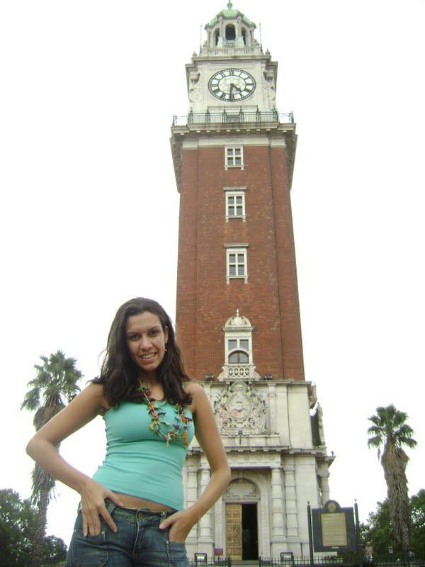 Torre dos Ingleses em Buenos Aires pela primeira vez