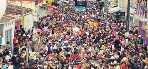 carnaval em Vigia