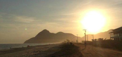 Bate e volta em Itaipuaçú
