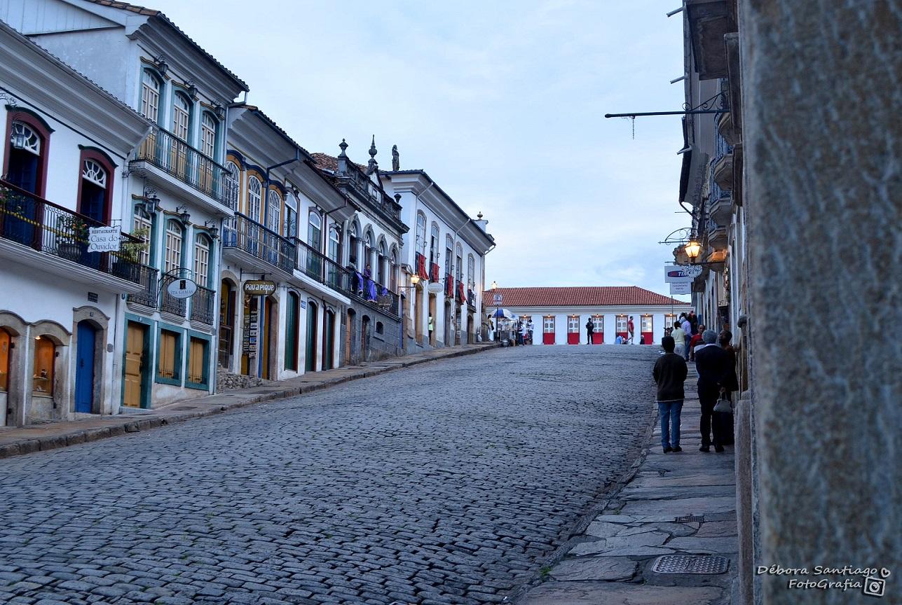 3 dias em Ouro Preto