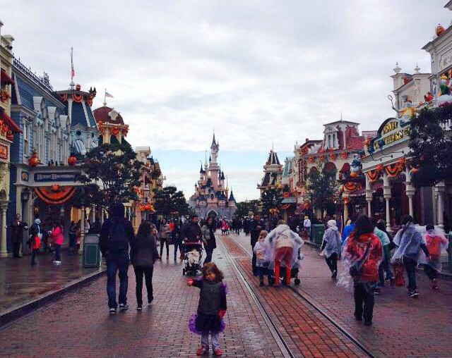 visitar a Disney Paris