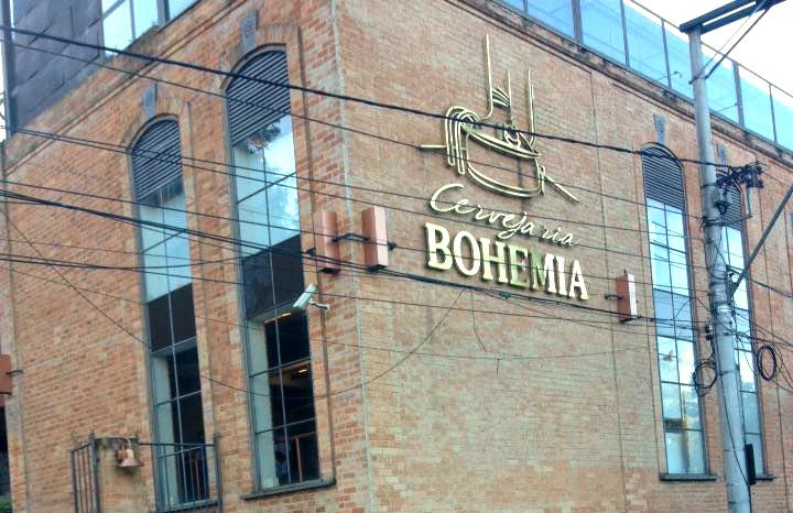 Cervejaria Bohemia Petropolis