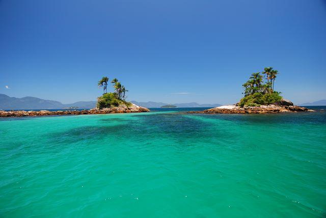passeio de barco em Angra