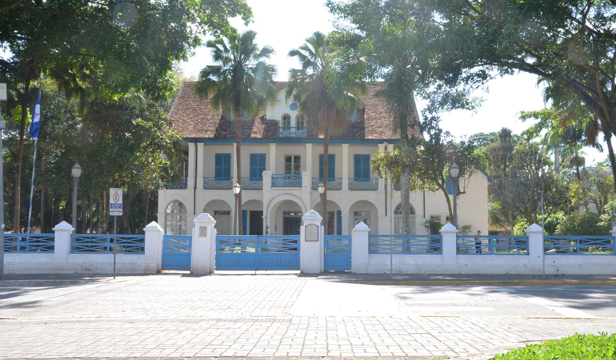 Museu Nacional da Imigração e Colonização em Joinville