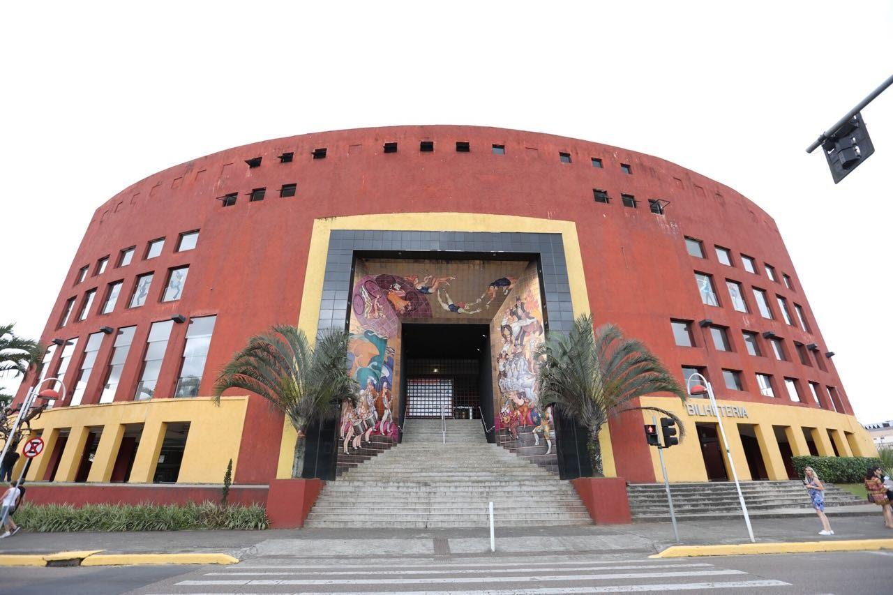 Escola do Teatro Bolshoi em Joinville