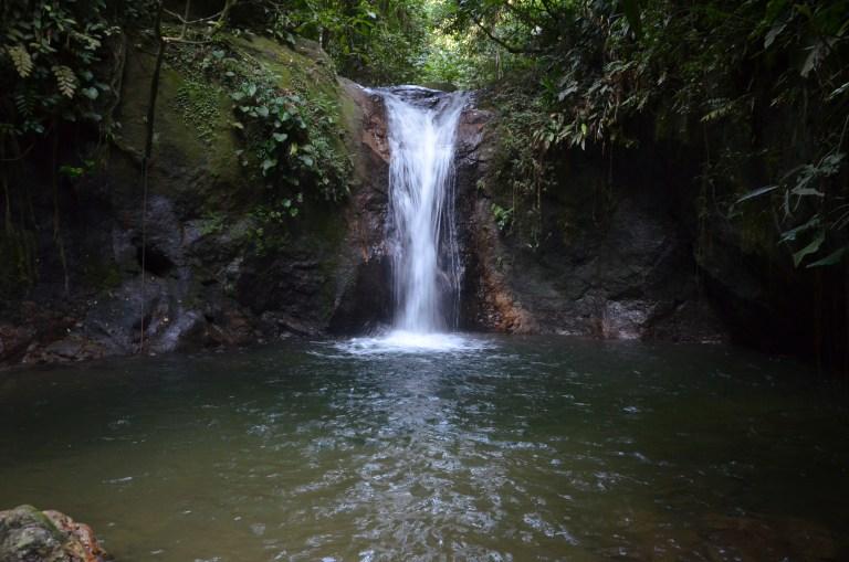 Cachoeira do Roncador em Cachoeiras de Macacu
