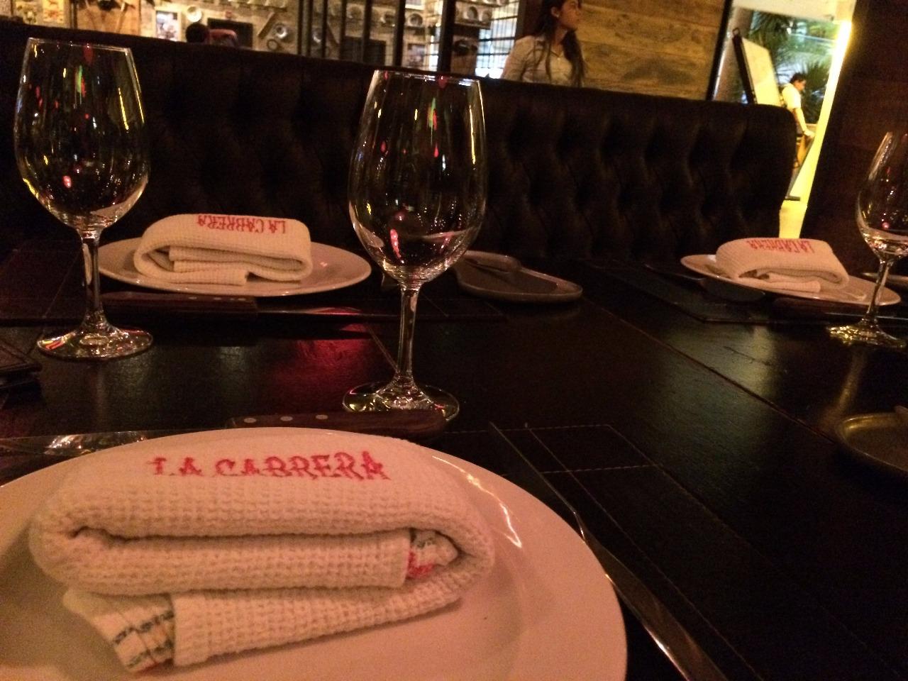 Restaurante La Cabrera Barra Shopping