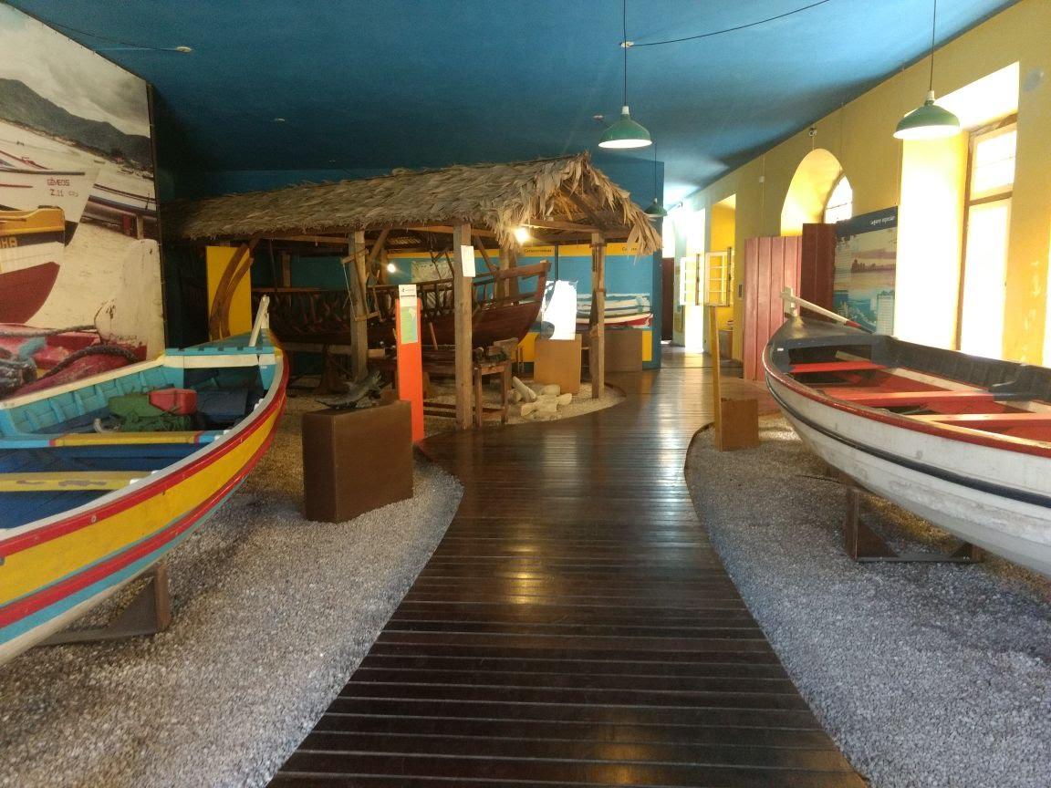 Museu Nacional do Mar em São Francisco do Sul