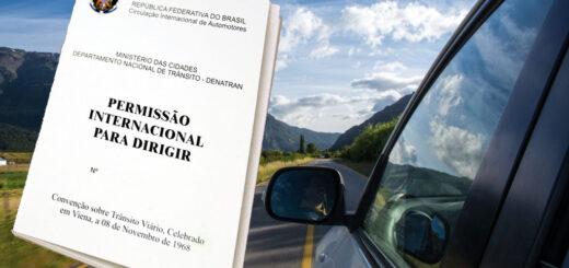 como tirar a permissão internacional para dirigir